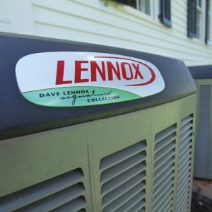 lennox hvac unit and system