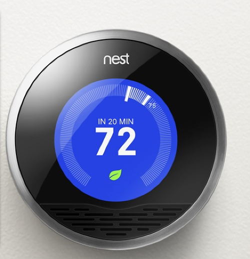 Nest thermostat hvac products