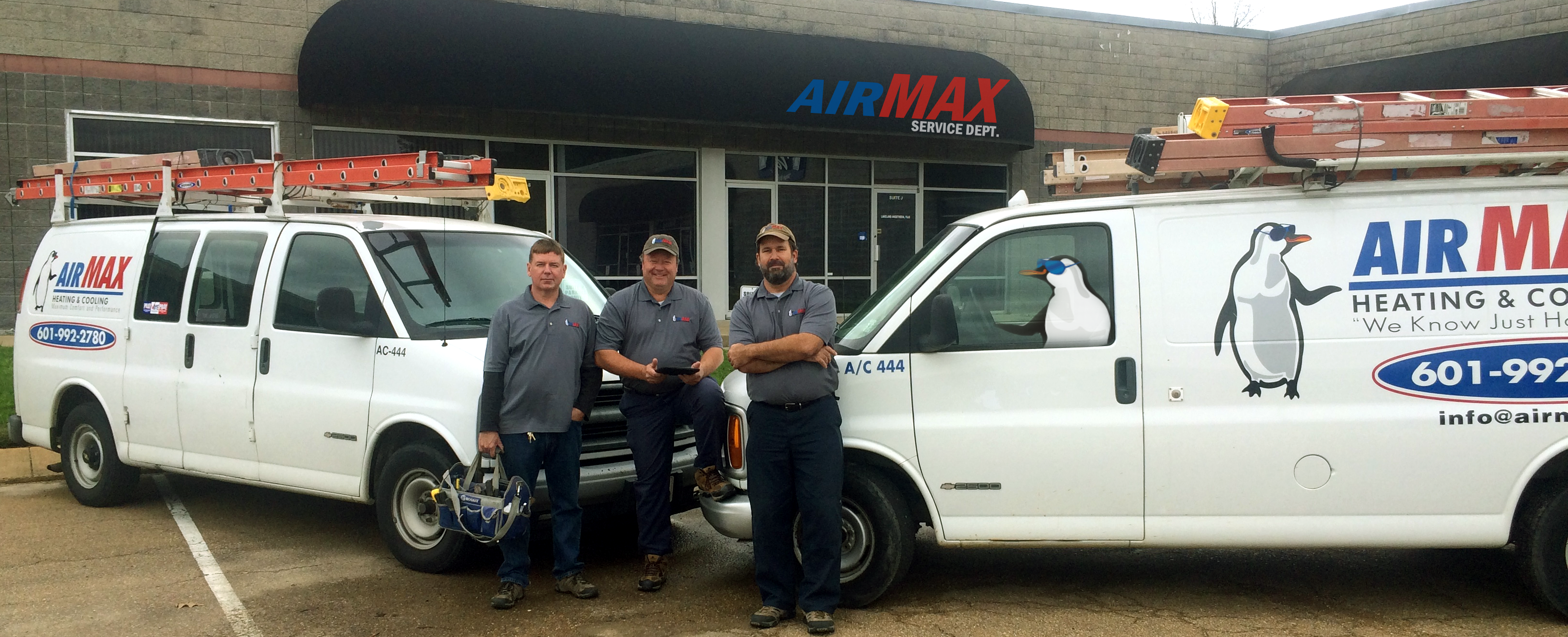air max heating and air conditioning