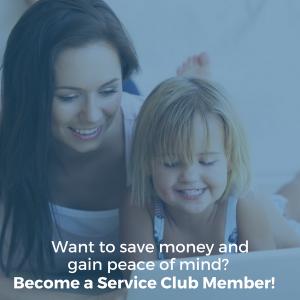 service membership hvac